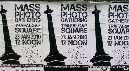 Mass photo gathering poster (Smithfiled Market)