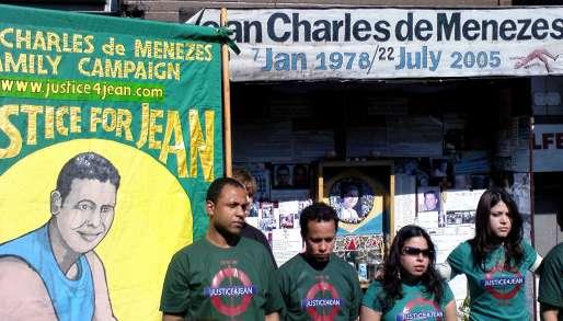 Stockwell - remembering Jean Charles de Menezes